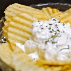 Fast and Easy Chip Dip Recipe