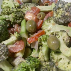 Mardi's Broccoli Salad Recipe