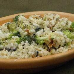 Creamy Broccoli and Rice Recipe
