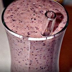 Creamy Fig Smoothie