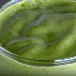 Island Paradise Green Smoothie Recipe