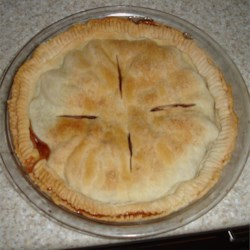Tiger's Apple Pie Recipe