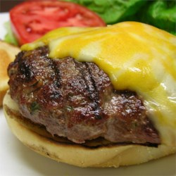 Burgers Mediterranean style - personal recipe by Don