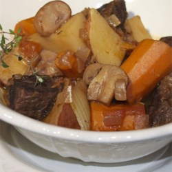 Northern Italian Beef Stew Recipe