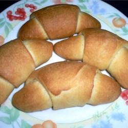 Butterhorn Rolls Recipe