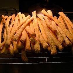 Crunchy Bread Stix - Fowlerville Pizzeria Style Recipe