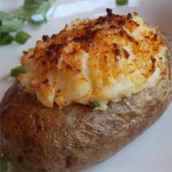 chef johns twice baked potatoes printer friendly