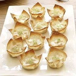 Baked Crab Rangoon from PHILADELPHIA®