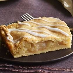 Apple Pie Bars from PHILADELPHIA(R) Recipe