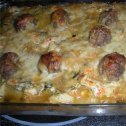 Wedding Soup Lasagna Recipe