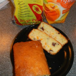 Apricot Cheese Loaf Recipe