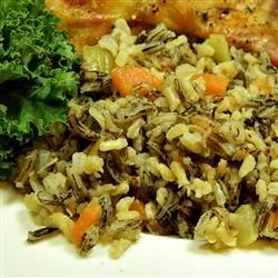 Wild and Brown Rice