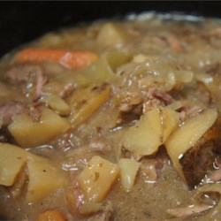 Slow Cooker Beef Stew IV Recipe