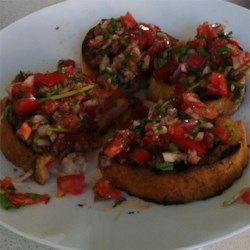 Bruschetta I Recipe