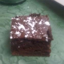 Katrina's Best-Ever Chocolate Brownies