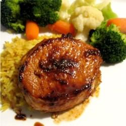 Chipotle Crusted Pork Tenderloin By: KRAMNODROG
