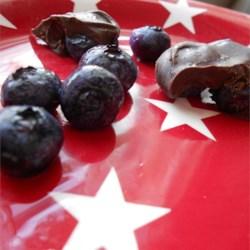 Blueberry Bliss Au Chocolate