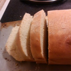 Simply White Bread II Recipe