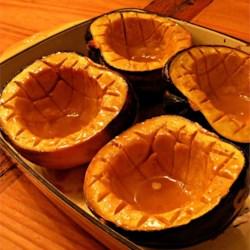 Chef John's Baked Acorn Squash Recipe