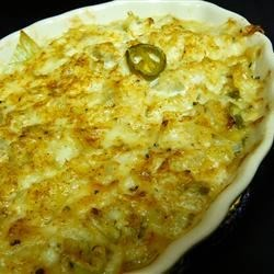 TriBeCa Artichoke Dip ~ Recipe Group Selection:  22, December 2012