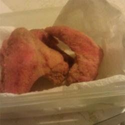 Chicken wangs!