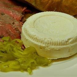 Frozen Horseradish Sauce Recipe