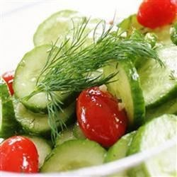 Shirazi Salad Recipe