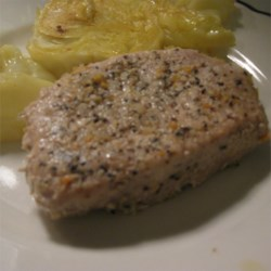 Simple But Awesome Lemon Pepper Pork Chops Recipe