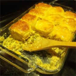 Mom's Famous Chicken Pot Pie