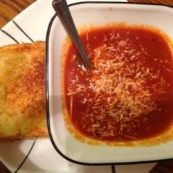 ViVi's Bacon and Tomato Soup