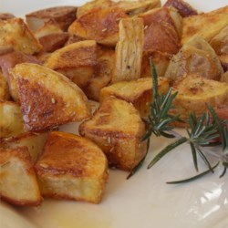Roasted Parmesan Rosemary Potatoes |