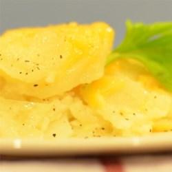healthier creamy au gratin potatoes printer friendly