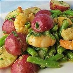 Green Bean and Potato Salad Recipe
