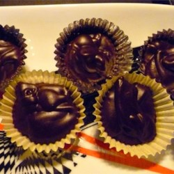 Twilight Dark Chocolate Truffles Recipe