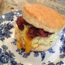 Grandwich Breakfast Sandwich