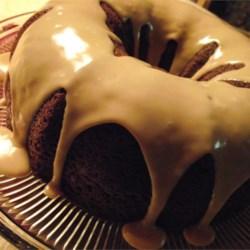 Decadent Kahlua Cake