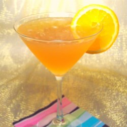 The Lisa-tini Martini Recipe