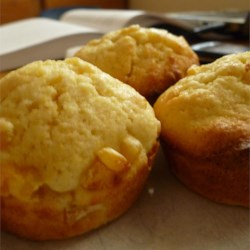 Krissy's Best Ever Corn Muffins Recipe