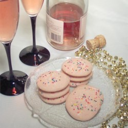 Champagne Cookies Recipe