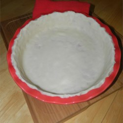 Mom's Pie Crust for a Double Crust Pie Recipe