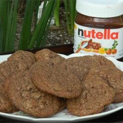 Nutella® Hazelnut Cookies Recipe