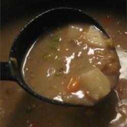Rhinelander Lentil Soup Recipe