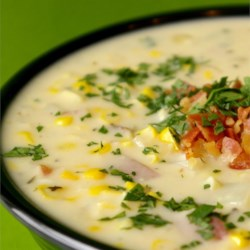 Classic Slow Cooker Corn Chowder Recipe