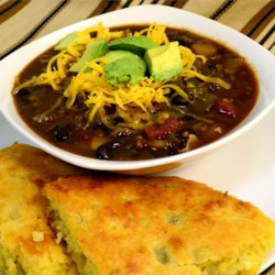 Spicy and Thick Turkey Chili Recipe
