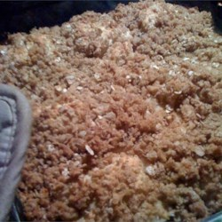 Dylan's Apple Cream Coffee Cake Recipe