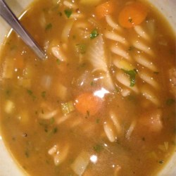 faux kin noodle soup vegan chicken noodle soup printer