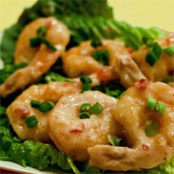 Mark's Shrimp Recipe