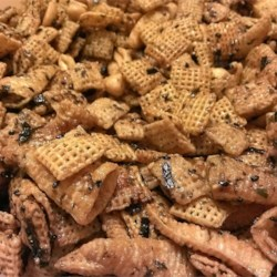 Furikake Snack Mix Recipe
