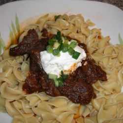 Chef John's Beef Goulash Recipe