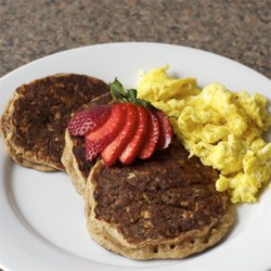 Oatmeal Cookie Pancakes Recipe